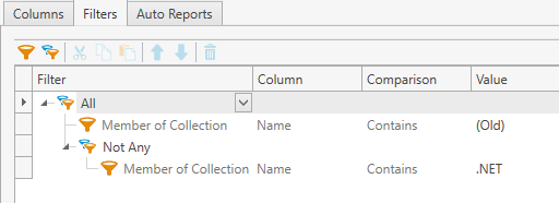 Report - check estate for what apps are out of date - PDQ com