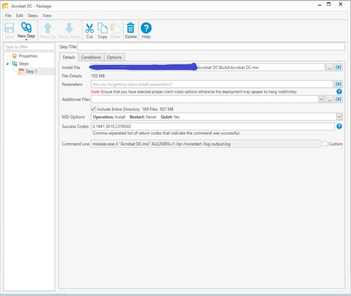 Adobe Reader Dc Silent Uninstall
